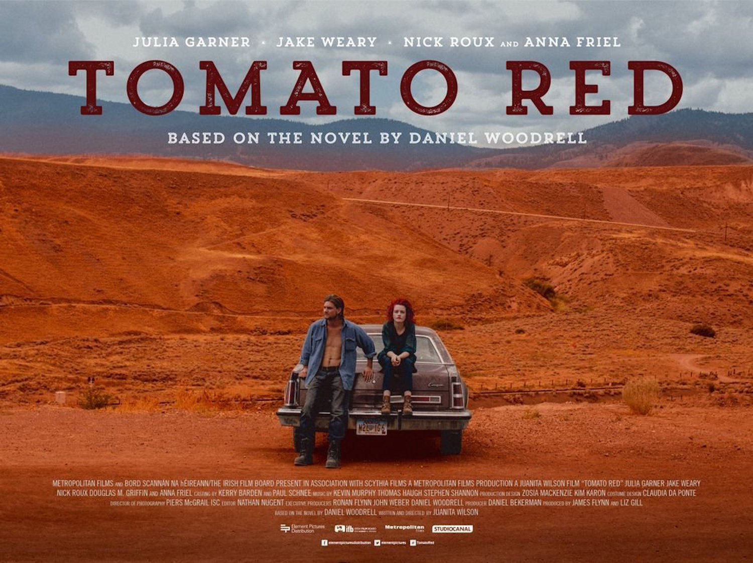 Tomato Red Film Poster Sound Design