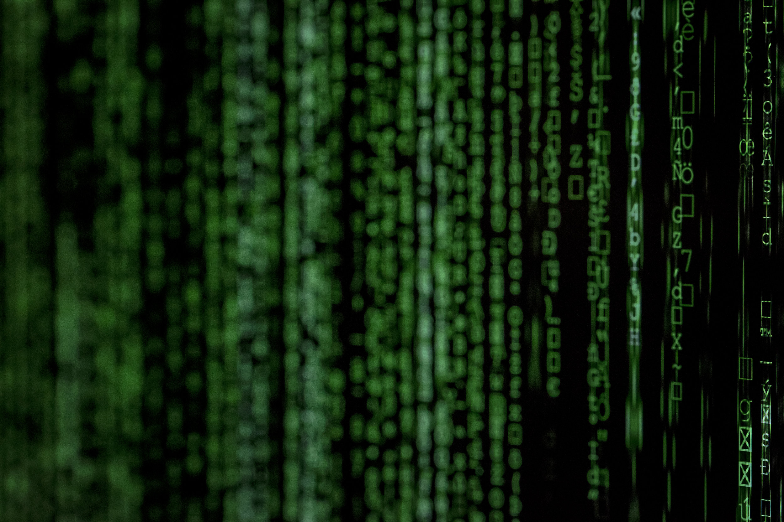 Trying to understand all the internet down to its basic level would be like trying to understand the Matrix, impossible