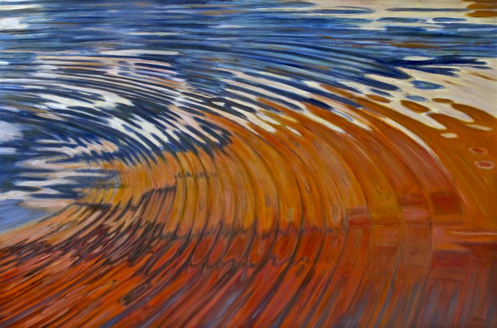 Colliding Swirl