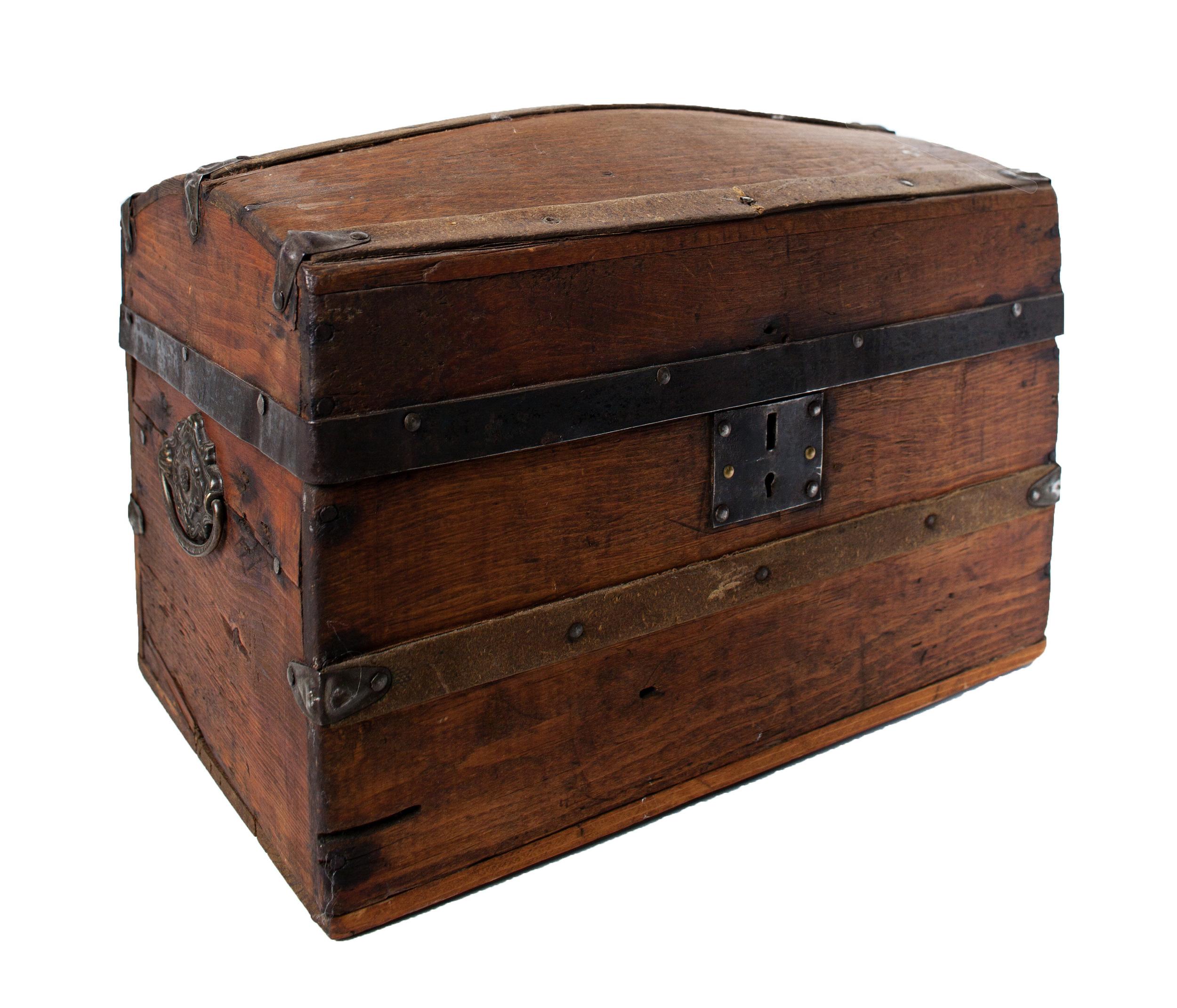 Small- Tabletop Size 'Treasure Trunk'