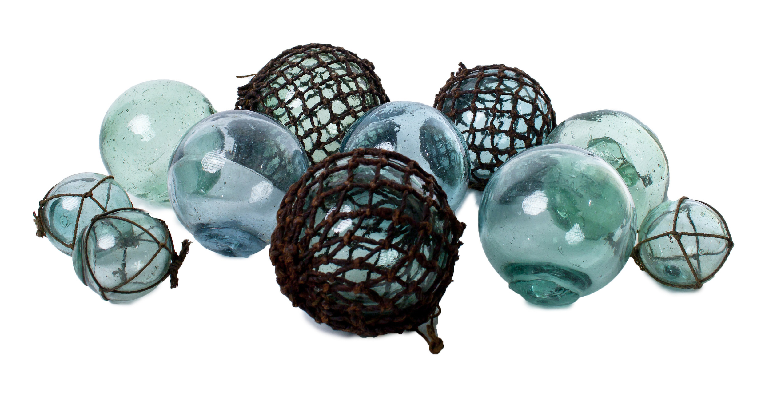 Authentic Japanese Glass Fishing Floats