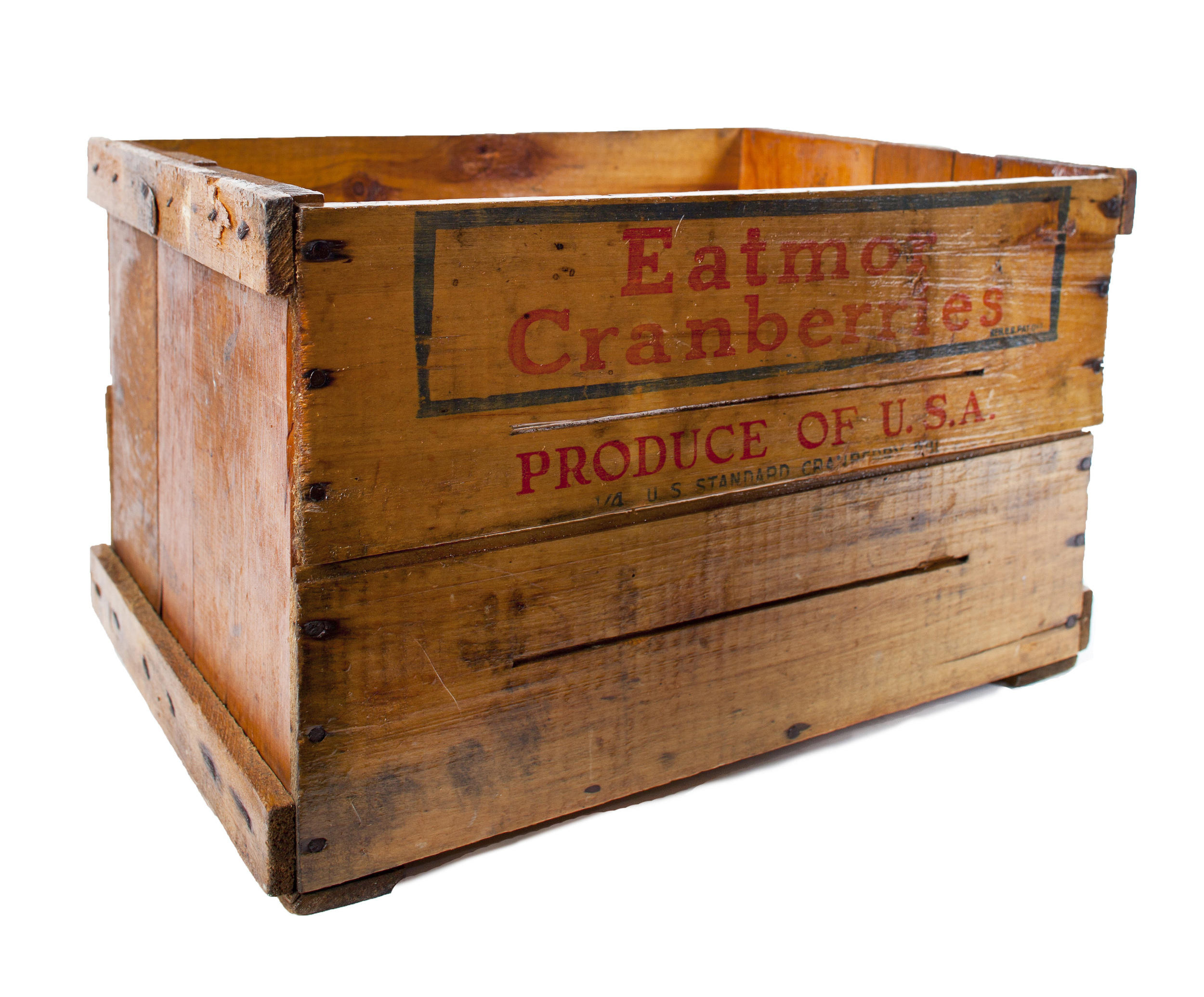 Cranberries Crate