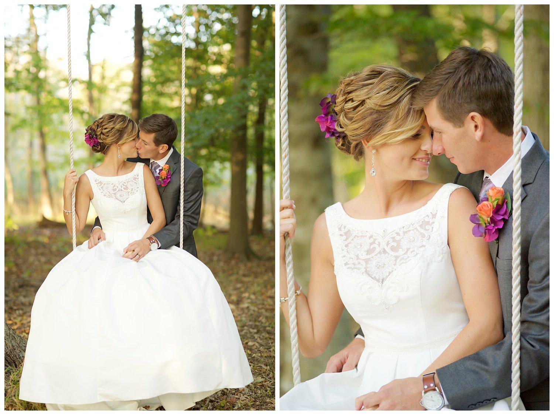 chesapeake backyard wedding photographer