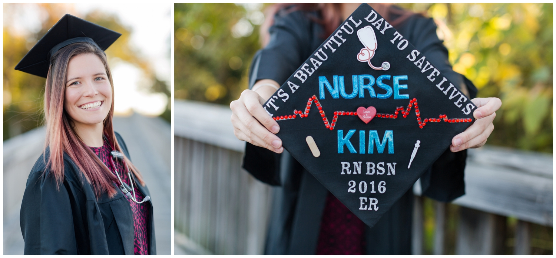 elovephotos smithfield nursing school graduation photography