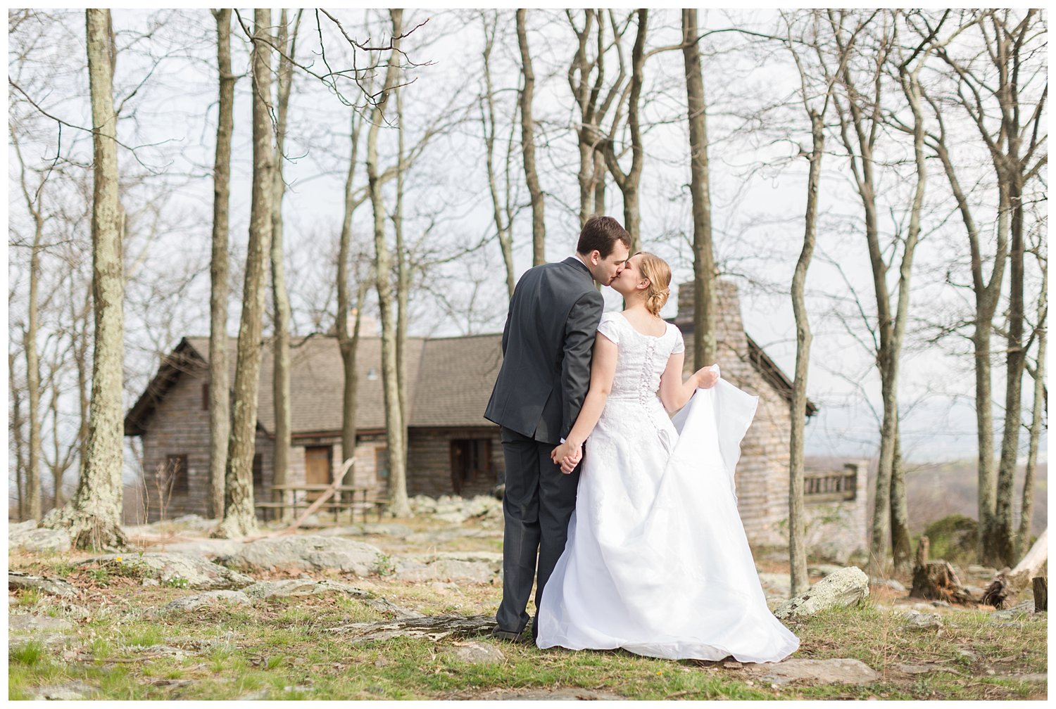 The Tea Room at Gambrill State Park wedding photography by elovephotos