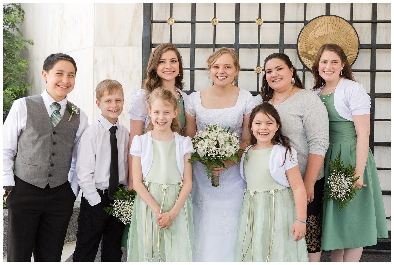 washington dc lds mormon spring wedding photography by elovephotos