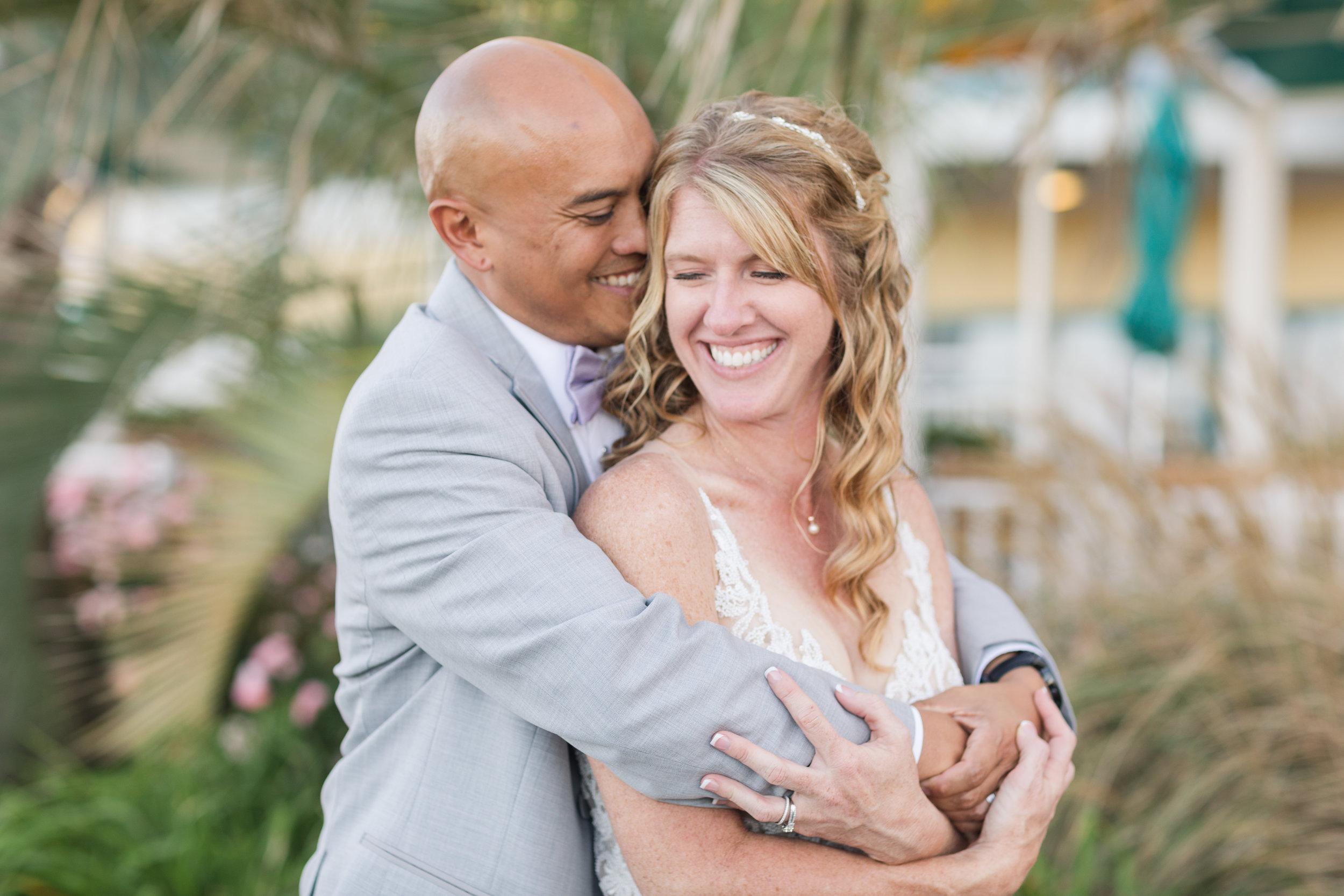 Amy + Joe - Virginia Beach Wedding