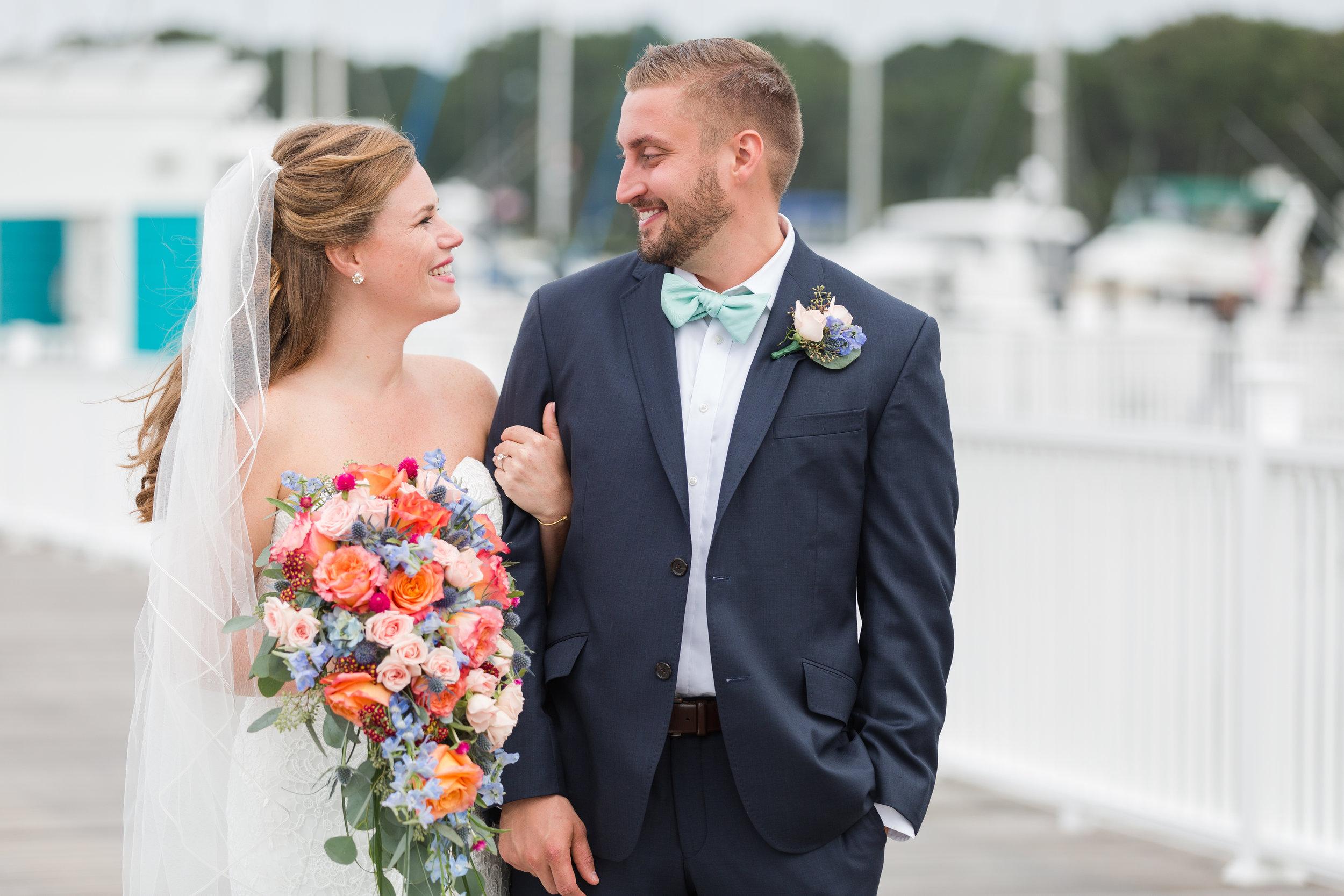 Kaitlin + John - Cape Charles Wedding