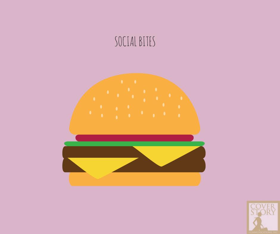 Social Media Menu