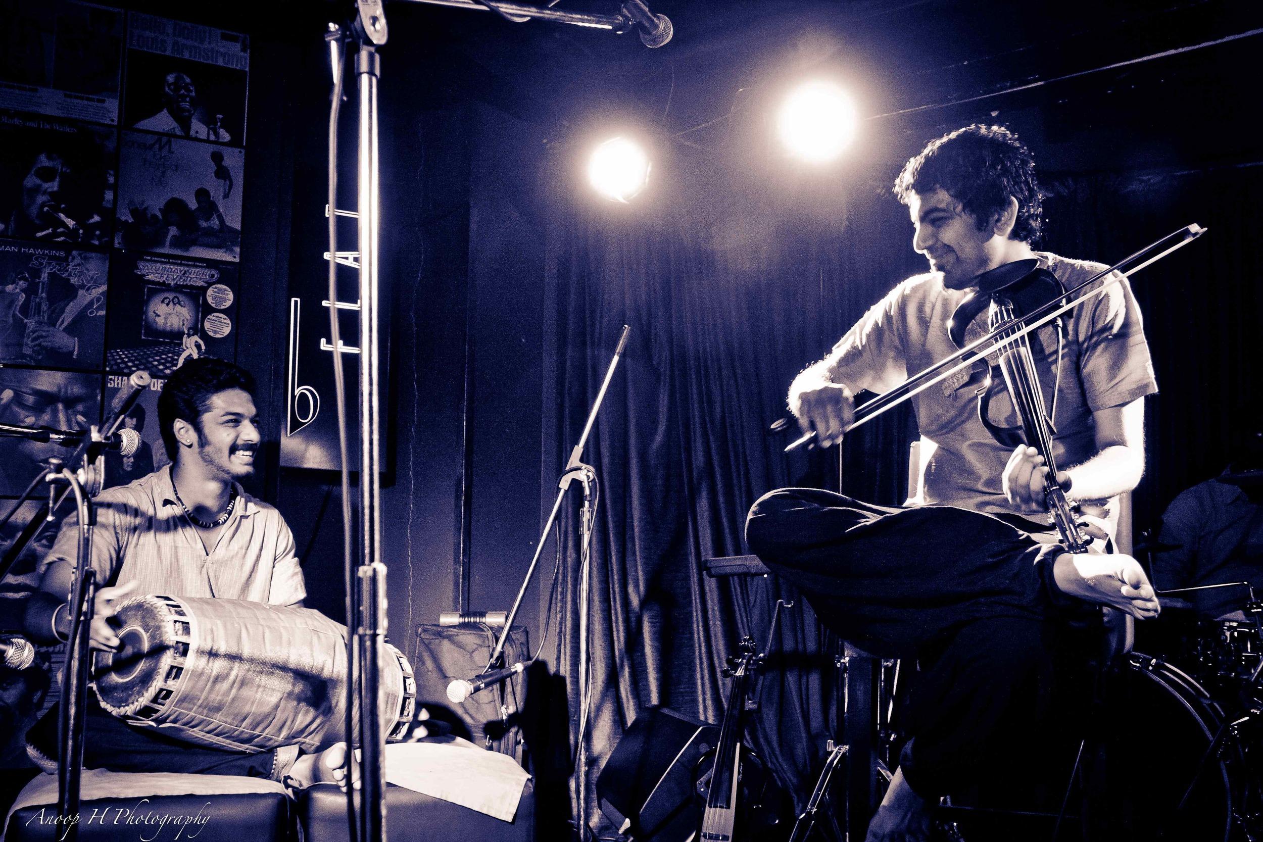 Karthick Iyer Live Music Band Chennai