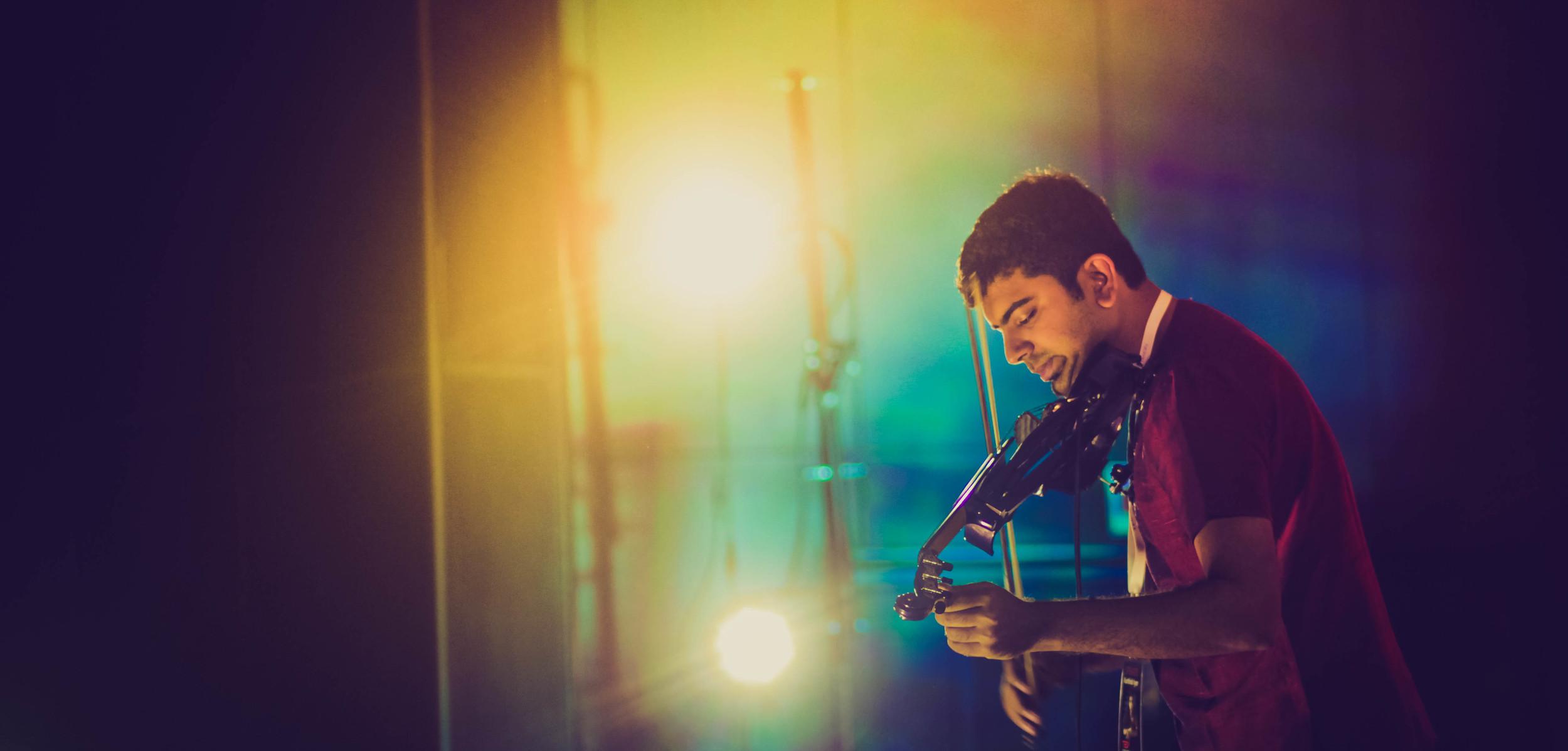 Karthick Iyer - IndoSoul - Violinist - Chennai