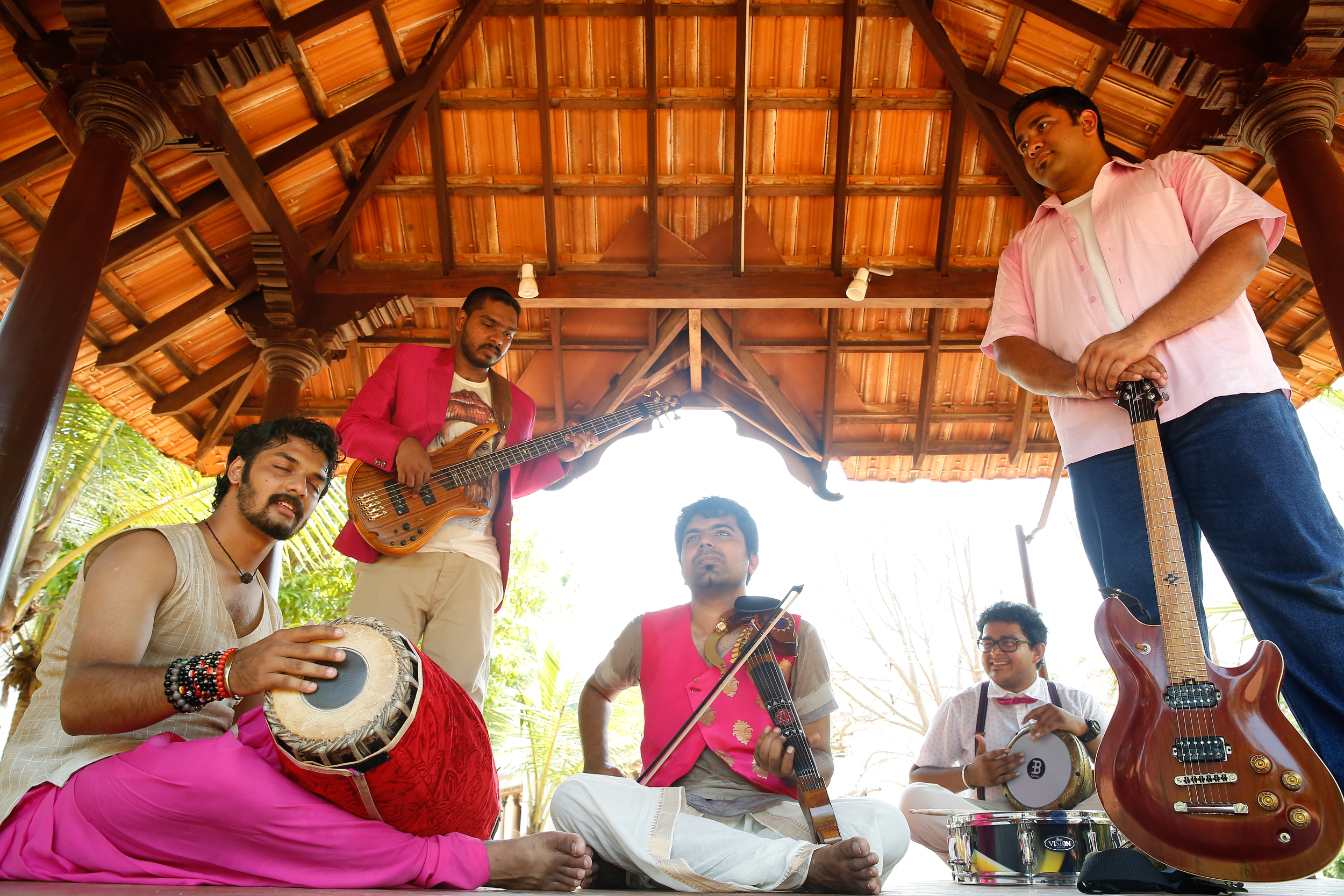 Wedding Music Band Chennai | Carnatic Fusion