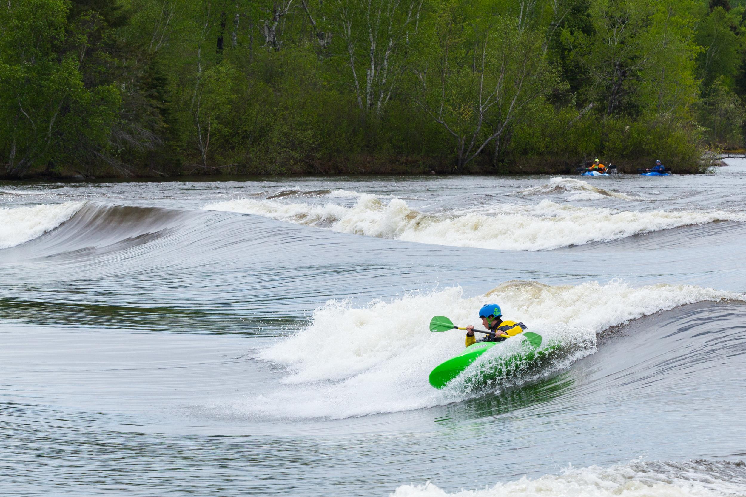 Steve on Surfers 1