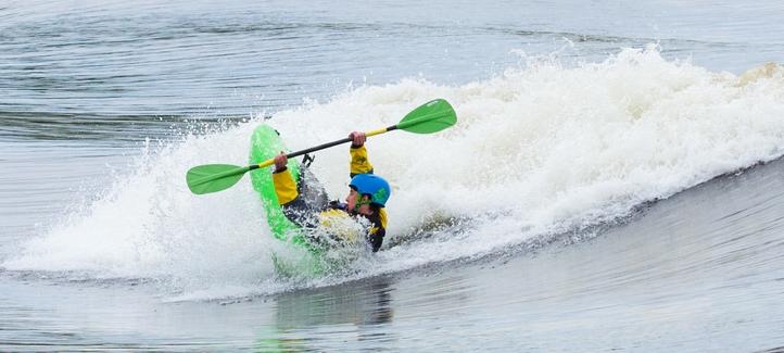 Steve on Surfers 2