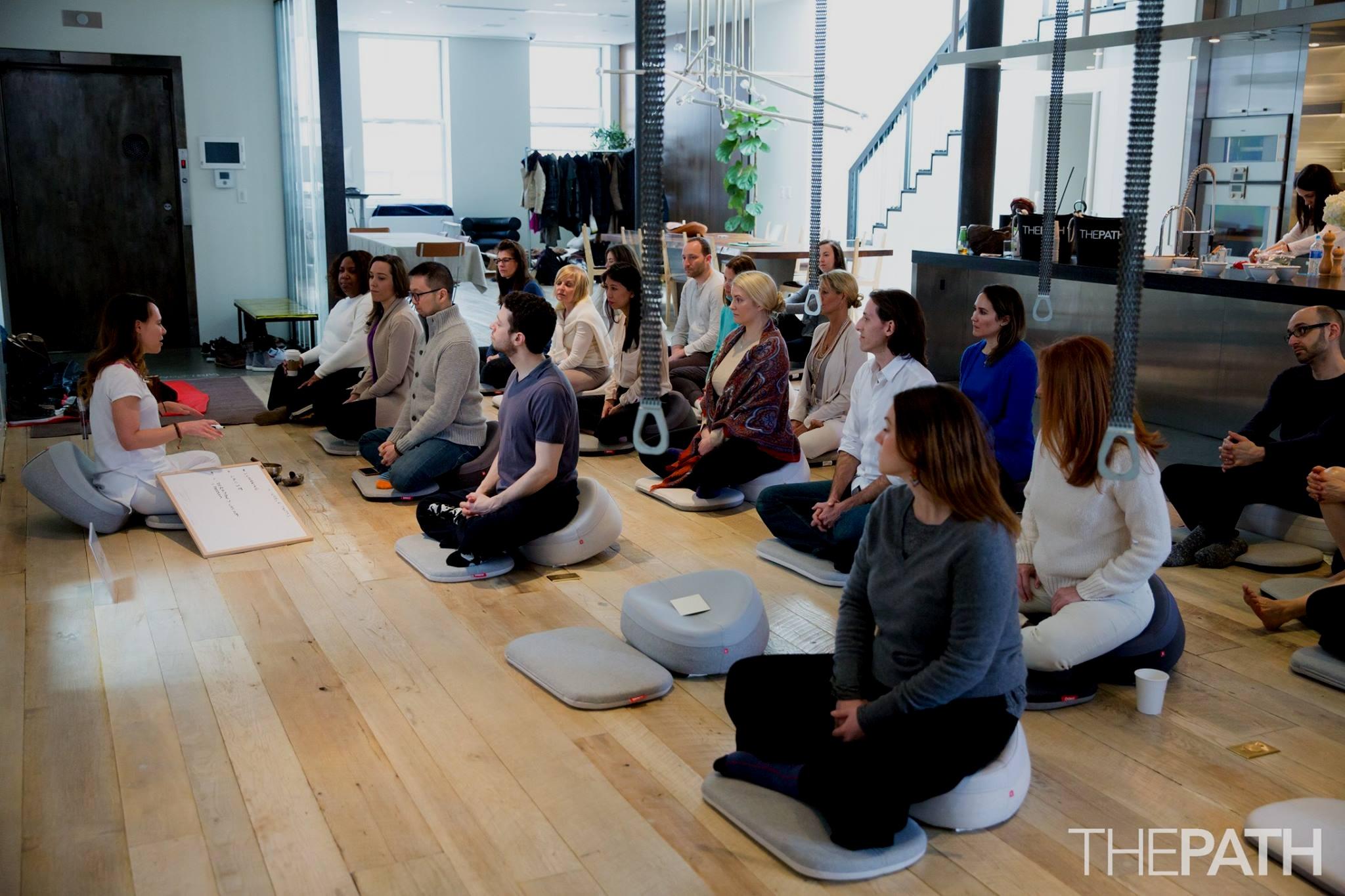 Your Meditation Community -