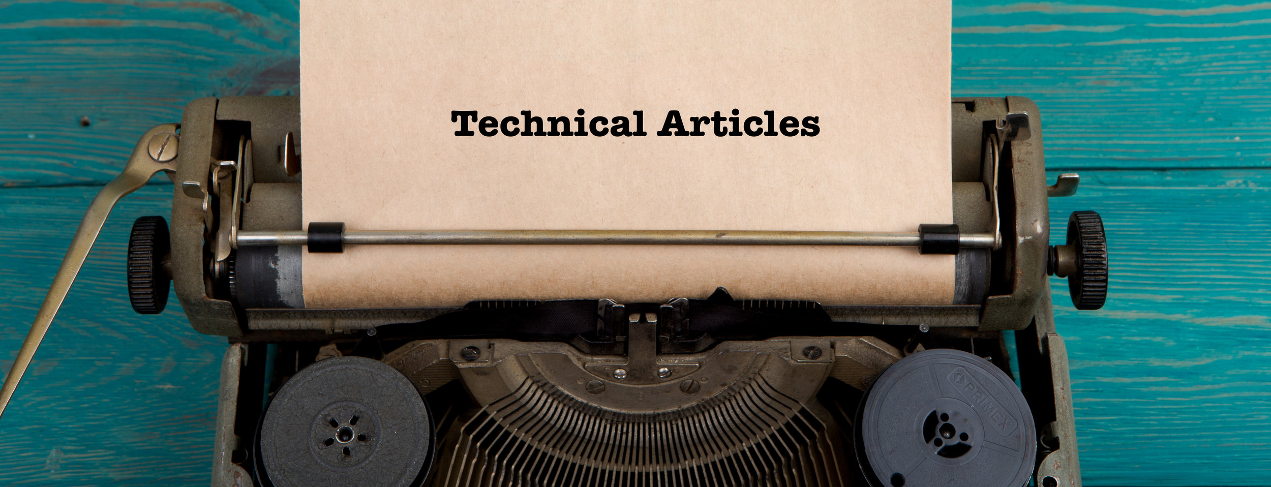 Technical Articles - White Papers -