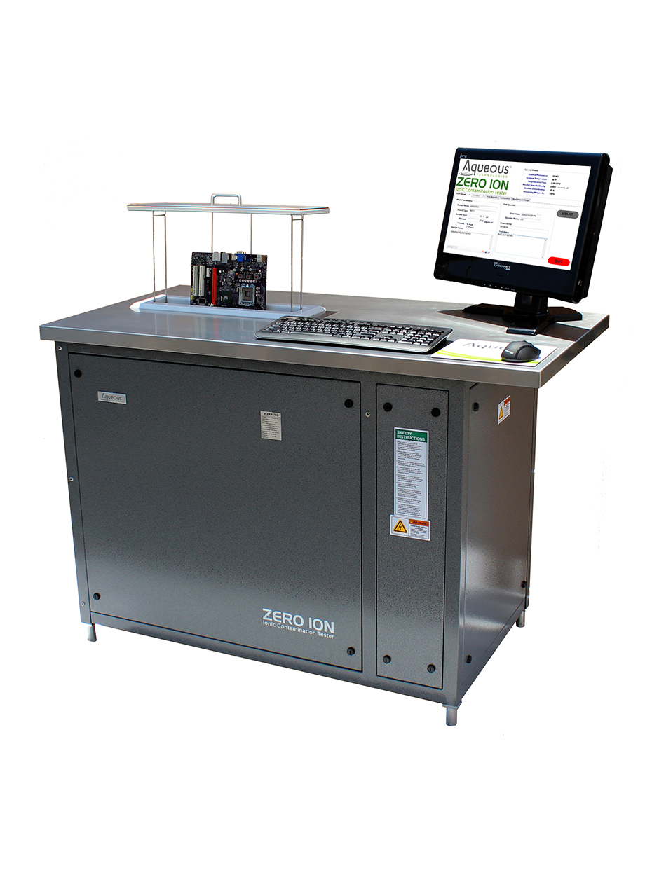 Zero Ion Ionic Contamination Testers