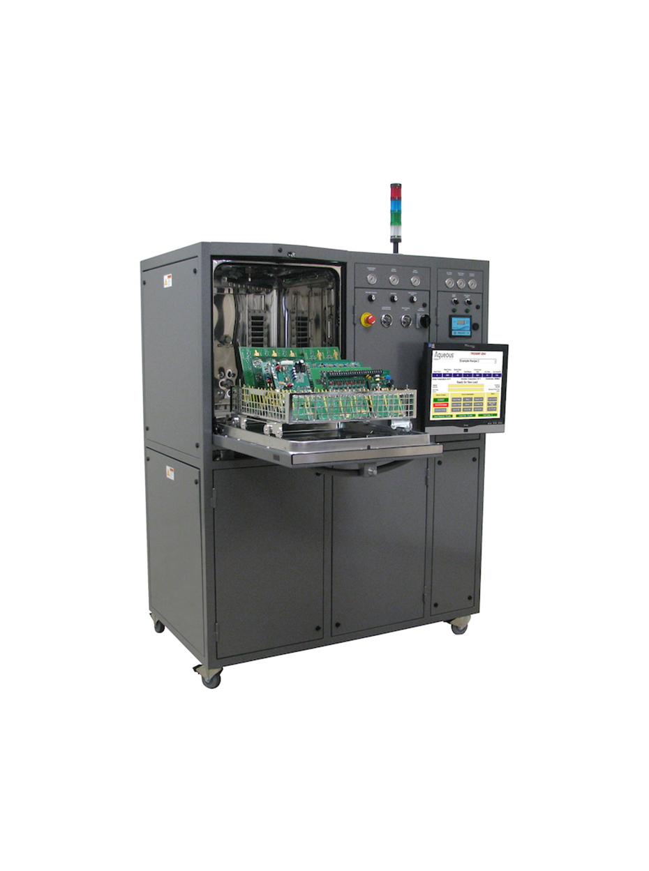 Trident Series Automatic Defluxing Systems