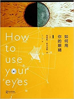 How to use your eyes by James Elkins book cover