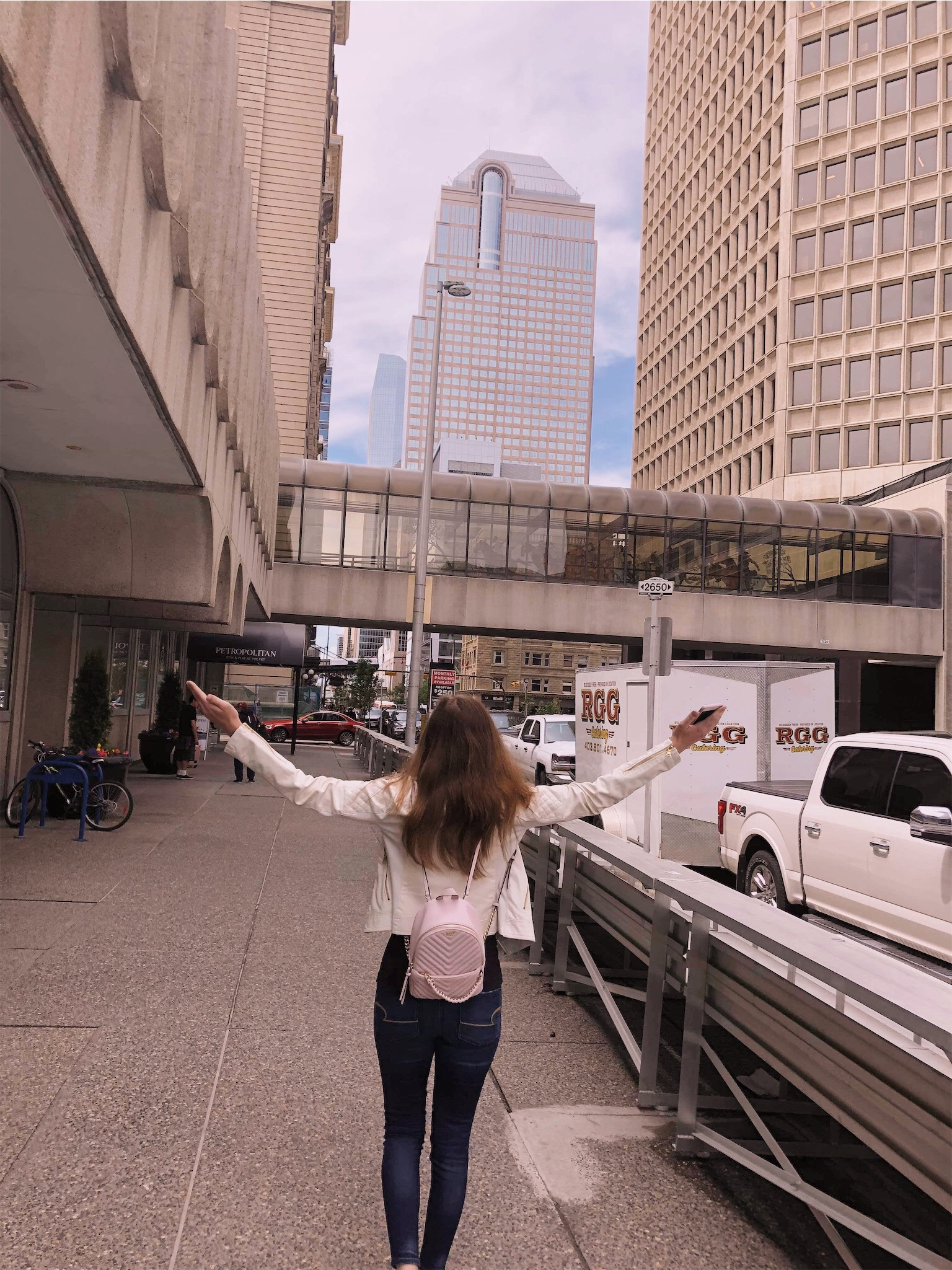Ashlee loving the city of Calgary.jpg
