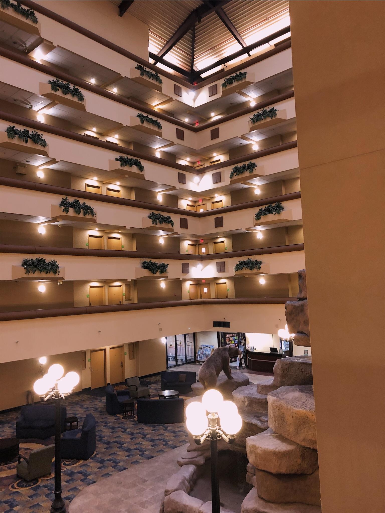 Great Falls Montana hotel.jpg