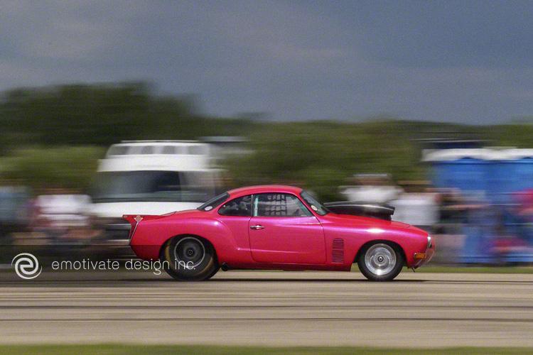 Luscious Karmann Ghia