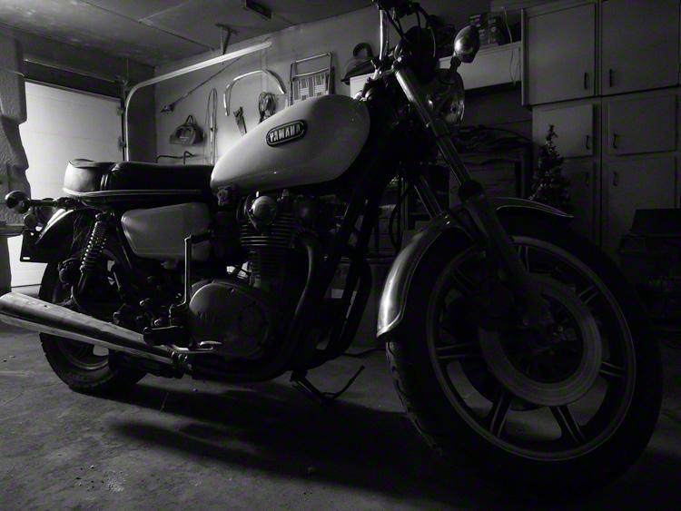 Forgotten Yamaha