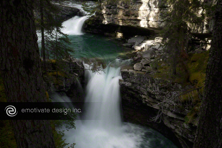 Johnston Canyon I