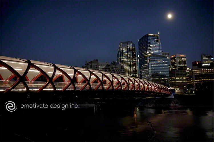 Peace Bridge I