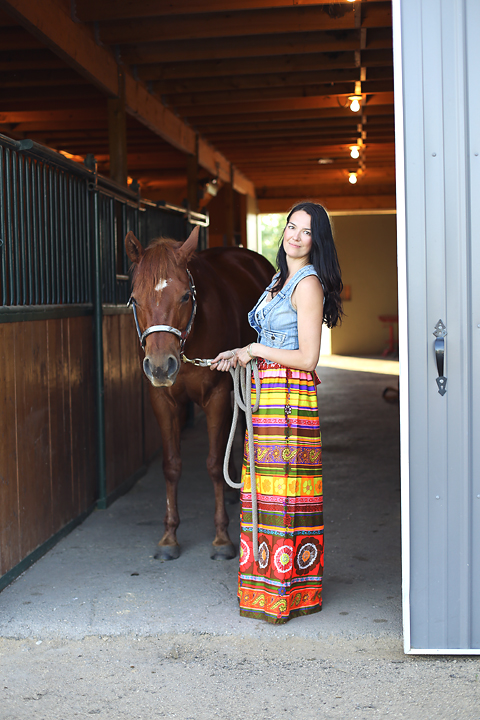 Riveriene Farm is so peaceful and beautiful.  I enjoyed my time with Tahnee, Sweaters and the many equestrians and horses.