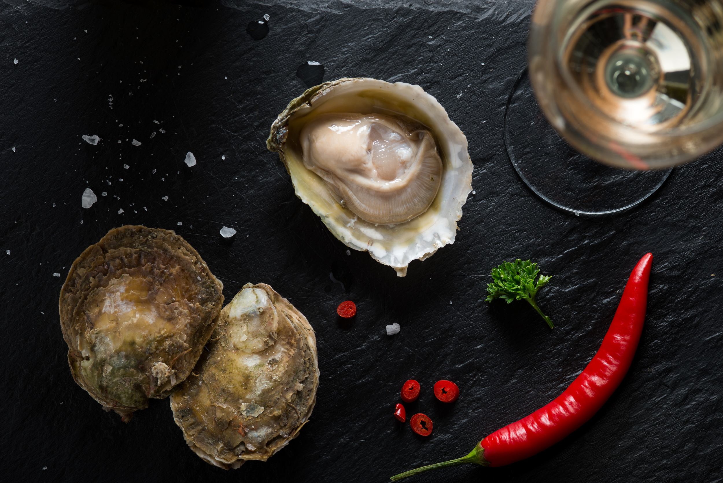 Kiwa Oysters