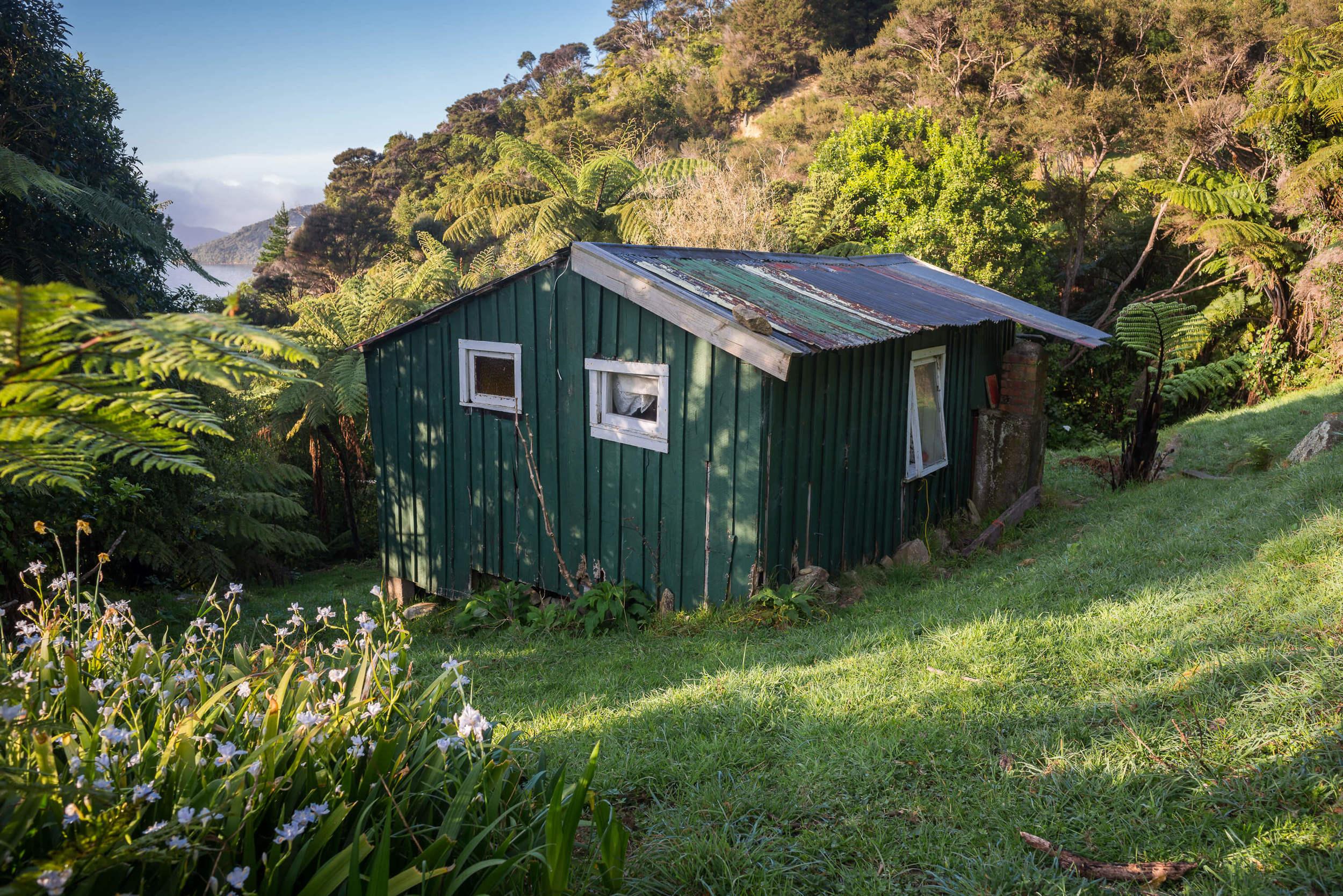 Kiwiana cabin