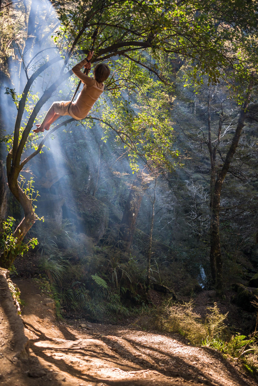 Kahurangi swinging
