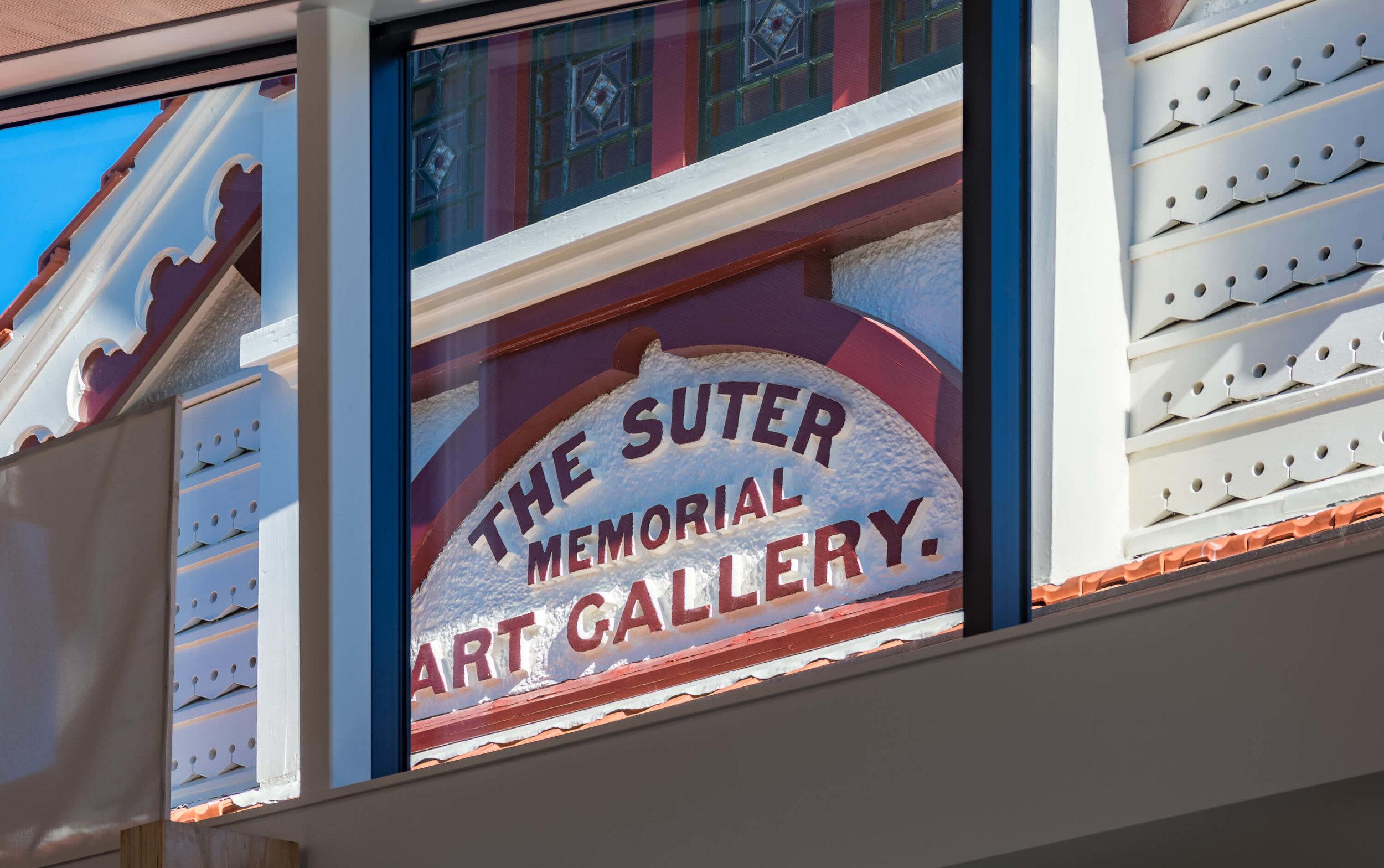 The Suter original name