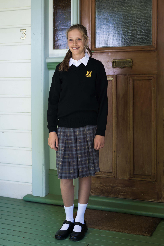 Mot high school uniform