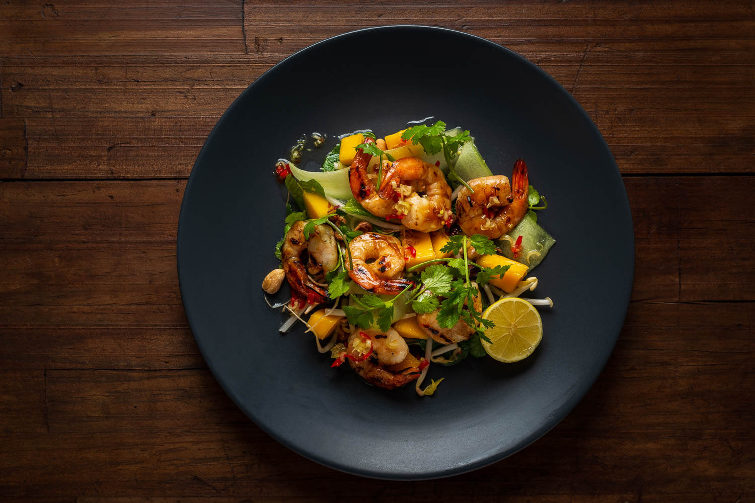 Food Photography using Pic's Peanut Oil