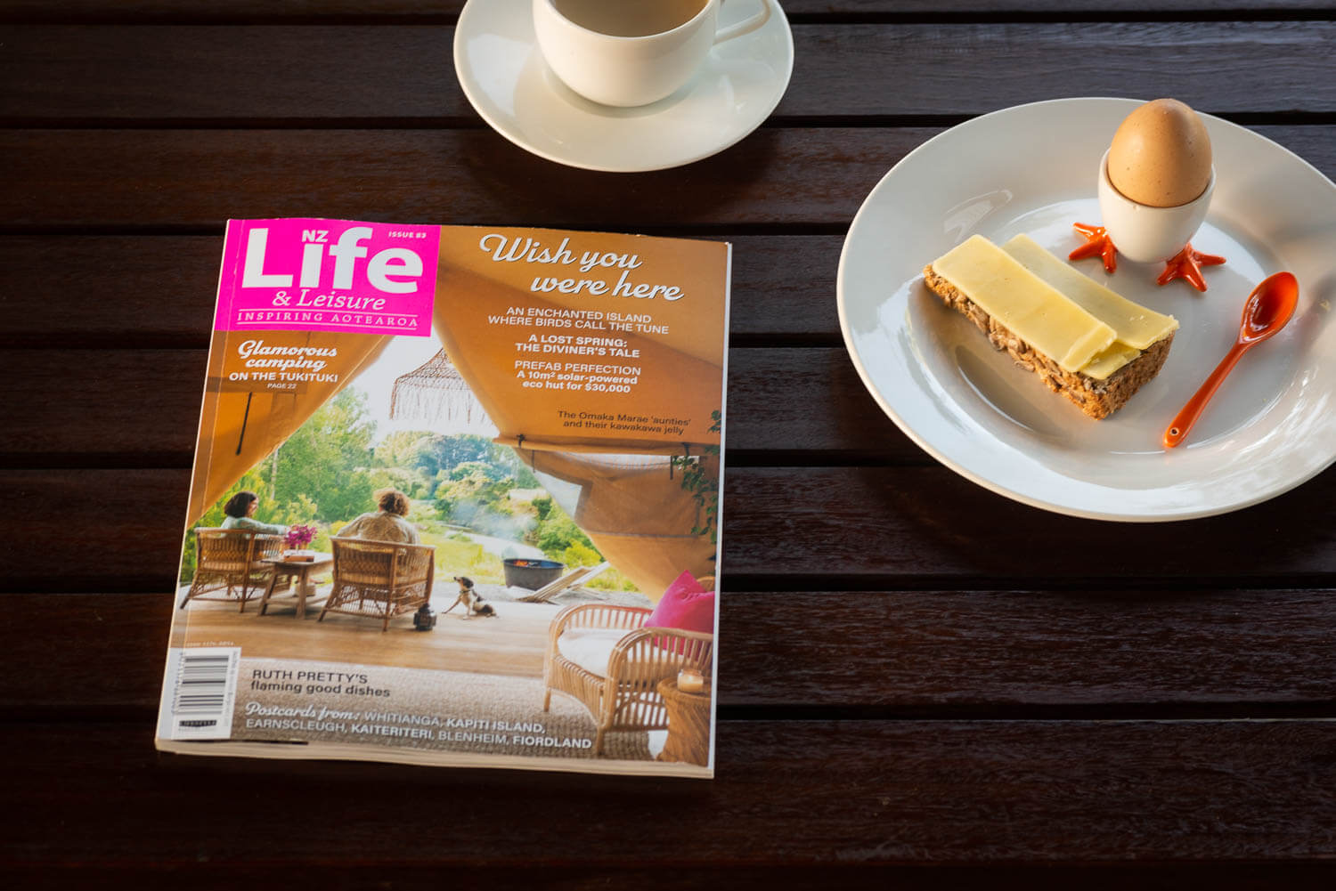 Life & Leisure cover