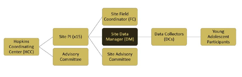 GEAS Organizational Structure