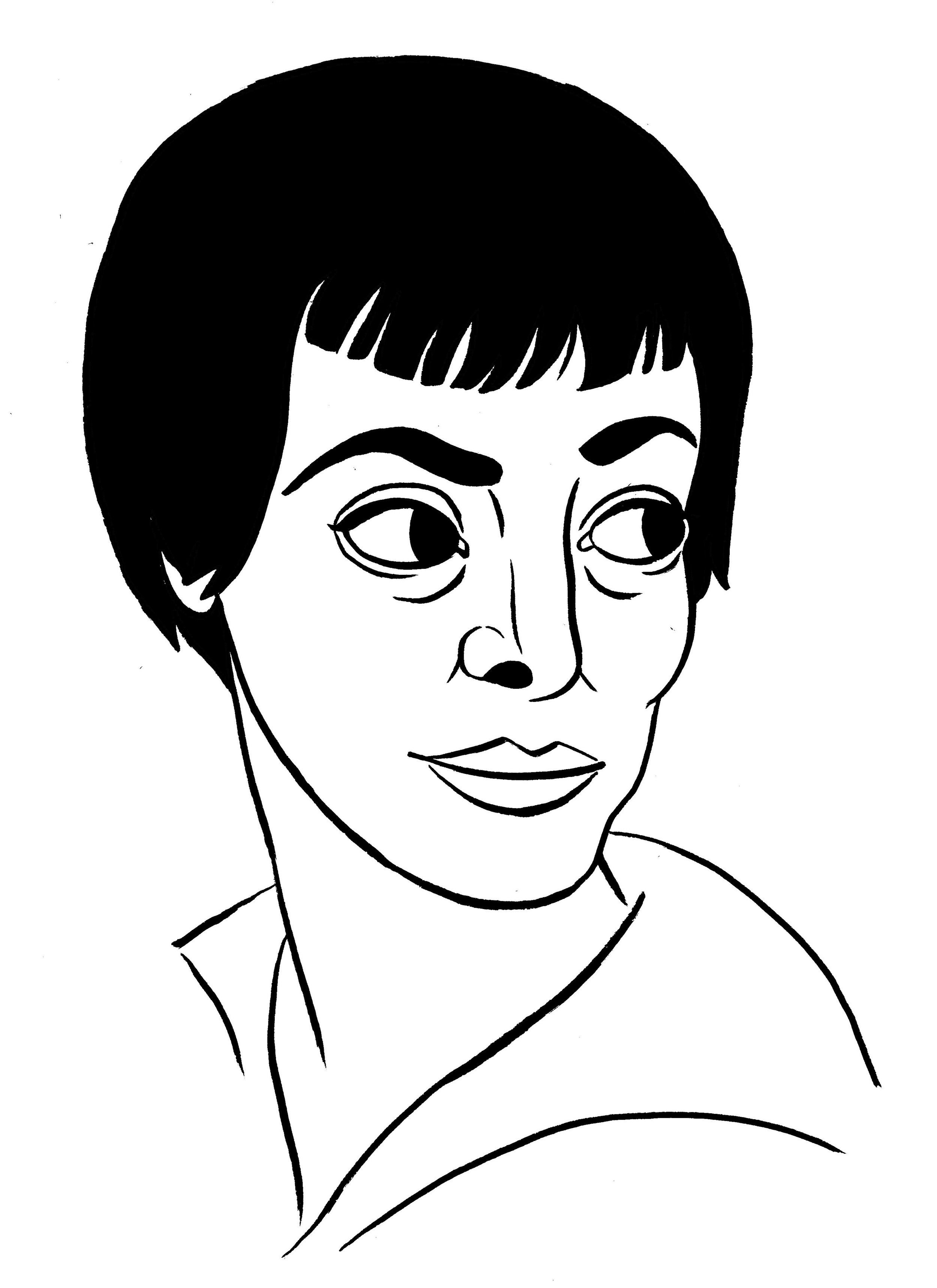 URSULA K. LEGUIN:  FOR FACES OF DEATH 2018