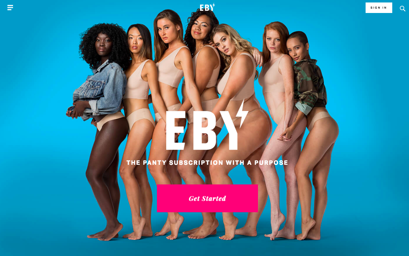 EBY homepage Where Purpose Meets Panties I Welcome to EBY - https___join-eby.com_.png
