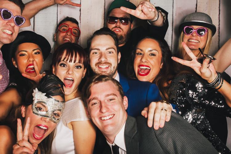 bride-and-groom-brisbane-photo-booth-hire-fun-gone-wild-party-pastel-wood-background-reception-wedding-3.jpg