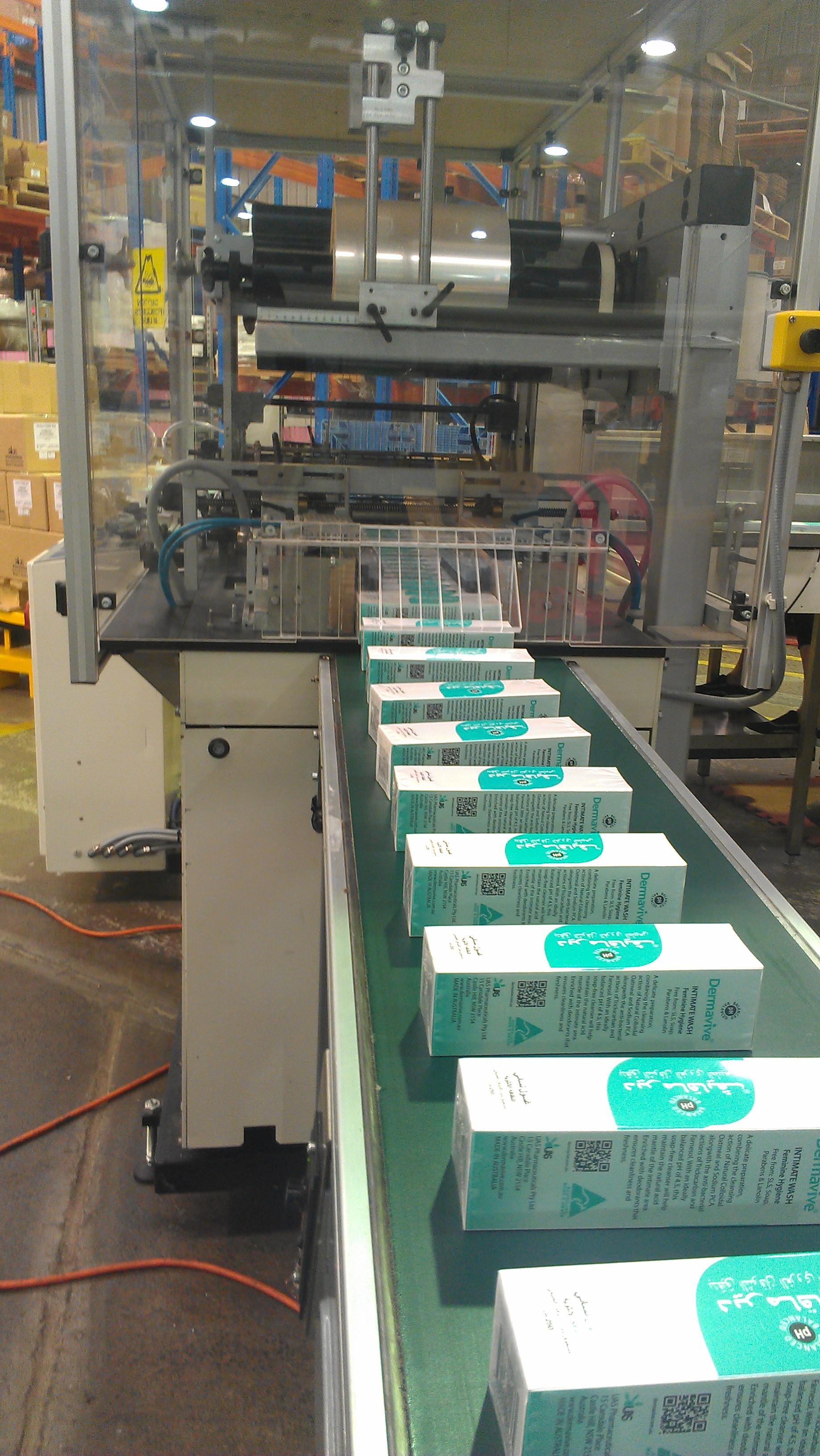 Skincare manufacturer formulated for international markets