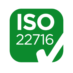 ISO22716 Certified skincare manufacturer