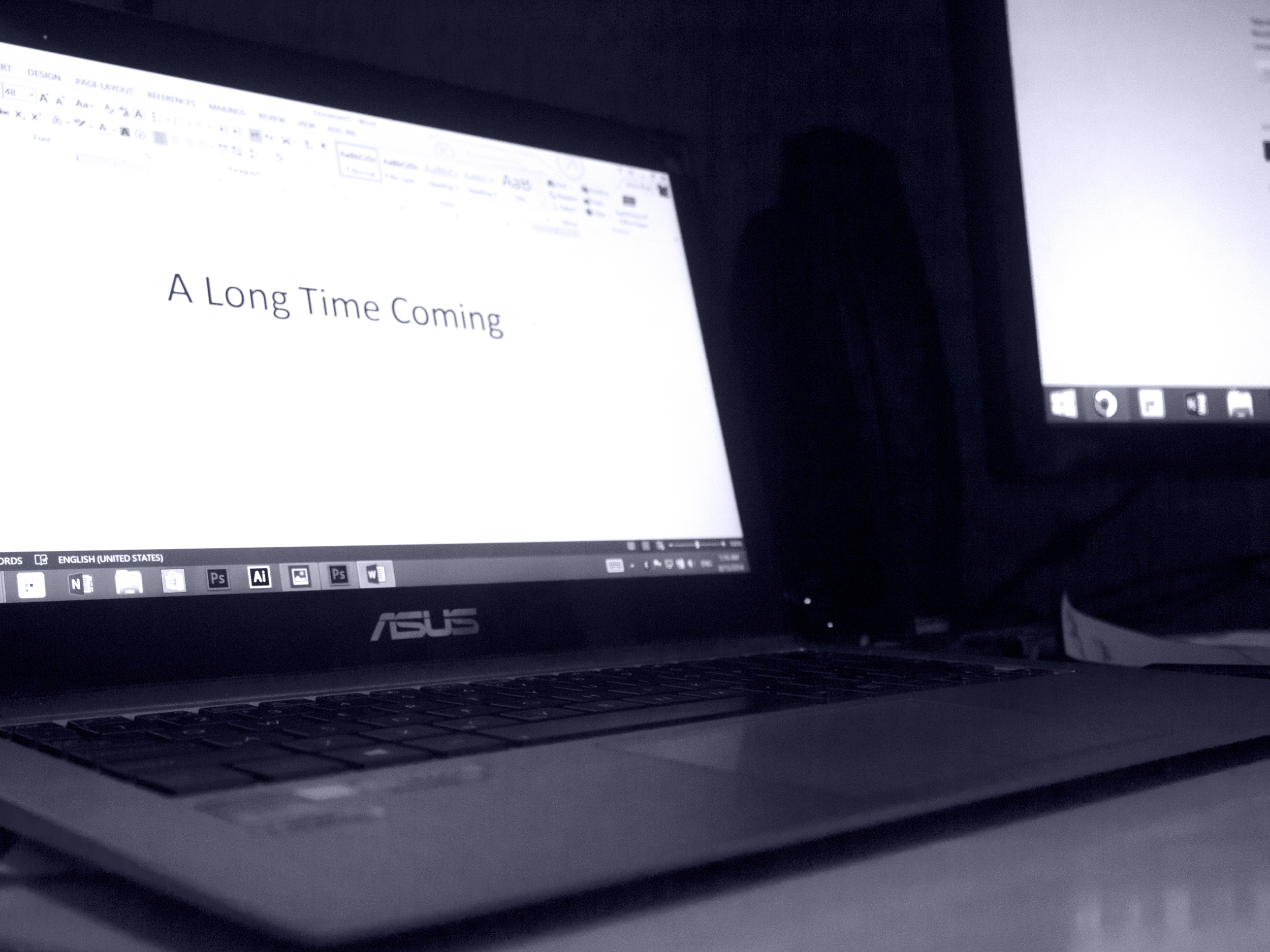 Jason Khoo - A Long Time Coming
