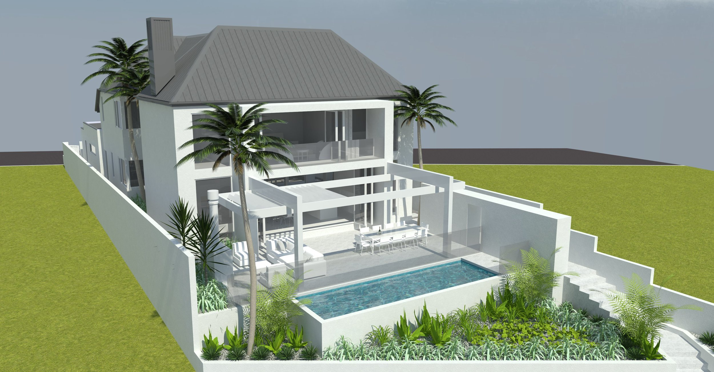 170121 Gulf Harbour - Elevated Rear View 1_rev 2.jpg