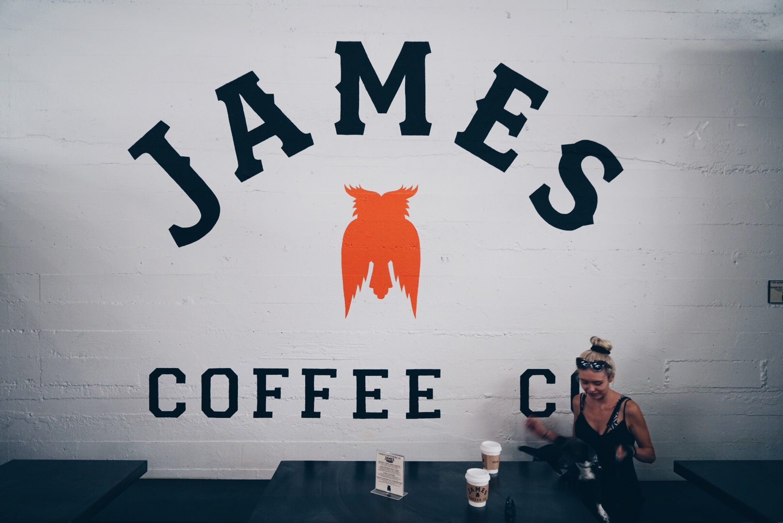 james coffee co -little italy, san diego