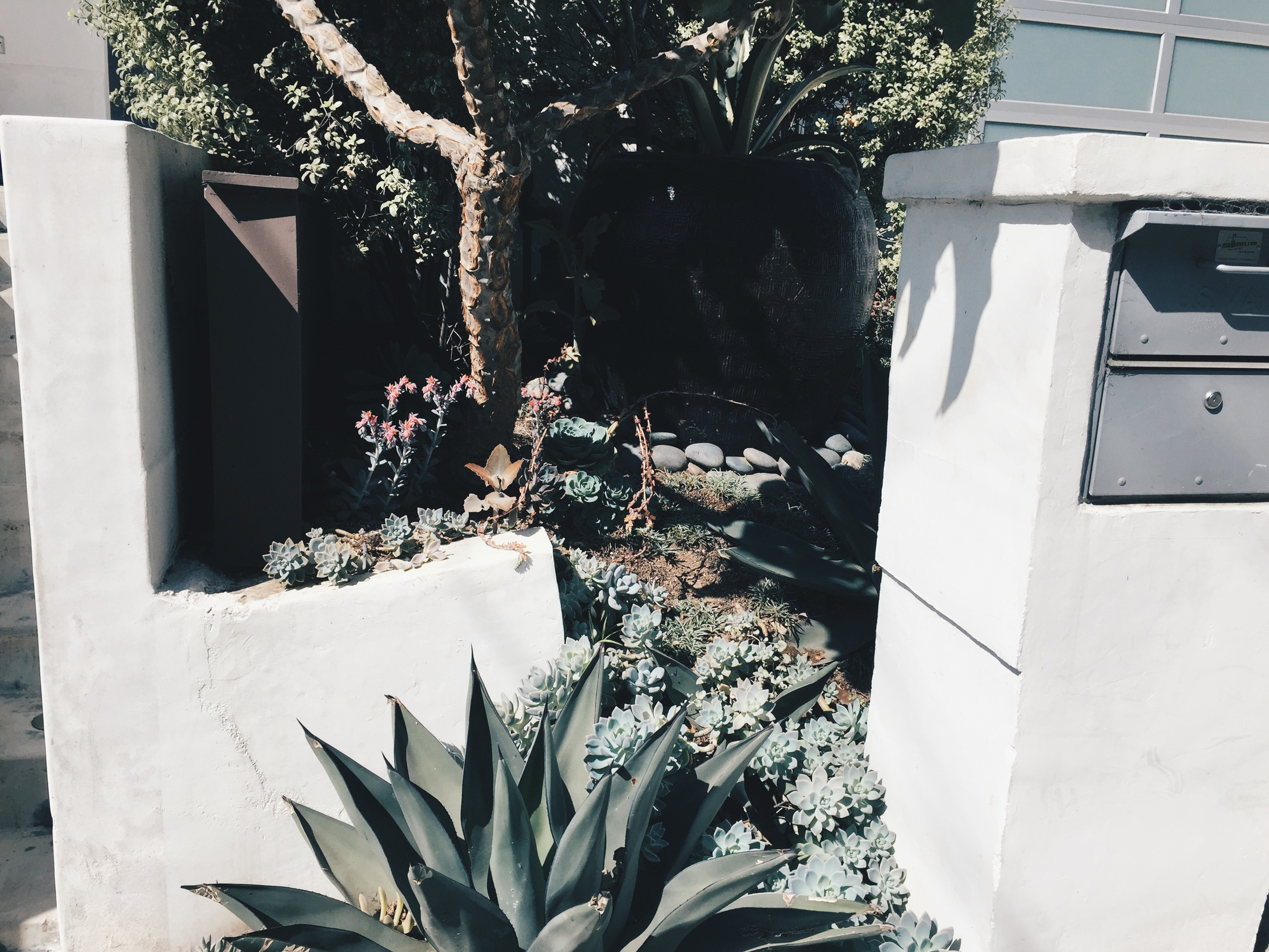 exteriors - west hollywood, CA