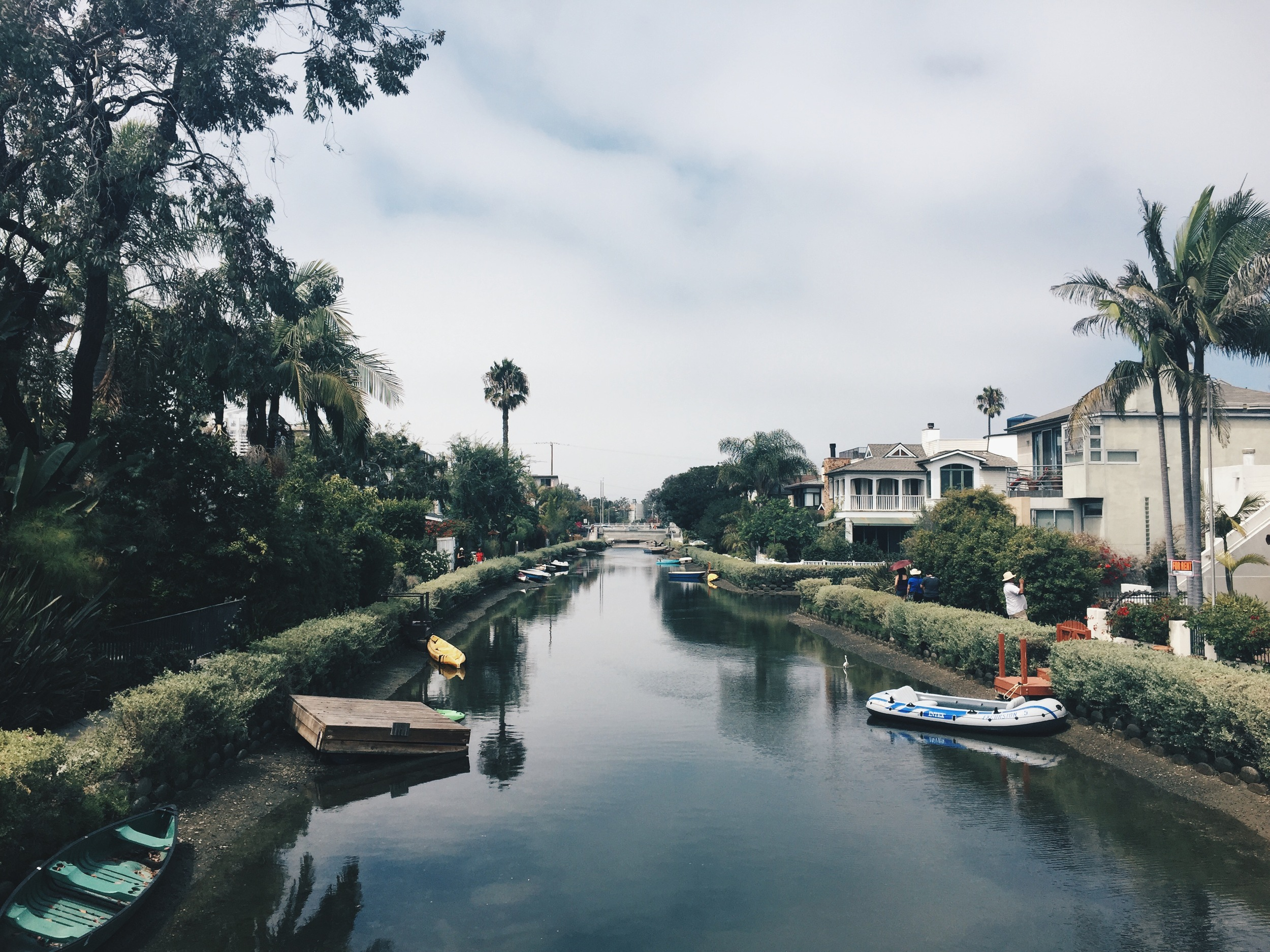 venice canals, venice beach