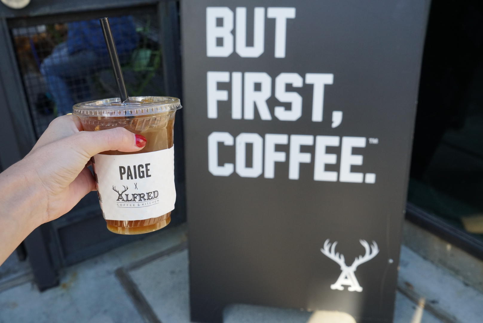 Cold Brew from Alfred Coffee