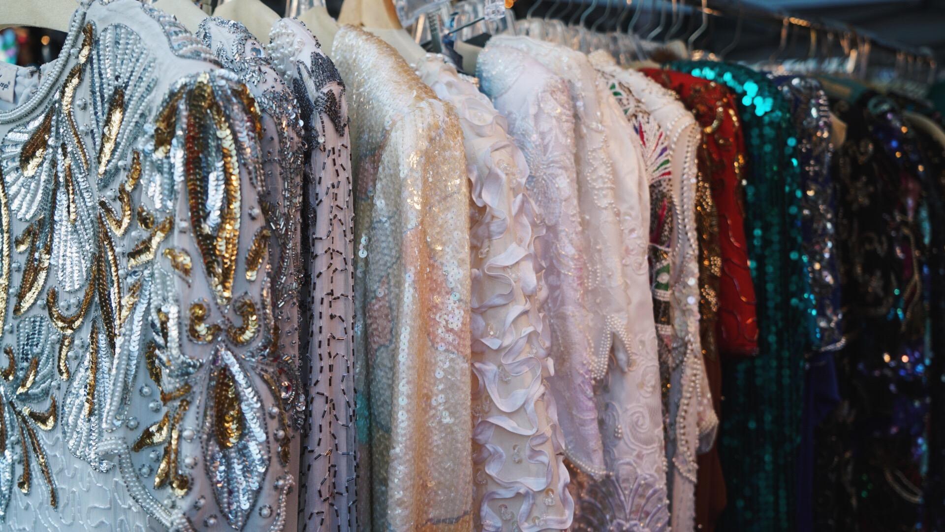 dreamy vintage dresses